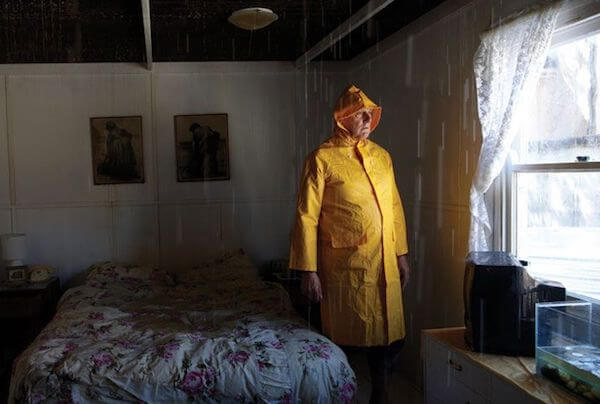 Rain Inside House Dream: What does it mean when you dream of it raining inside your house?