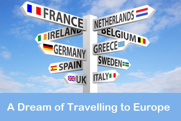 A Dream of Travelling to Europe: Let's Understand Dream Meaning of Europe Trip