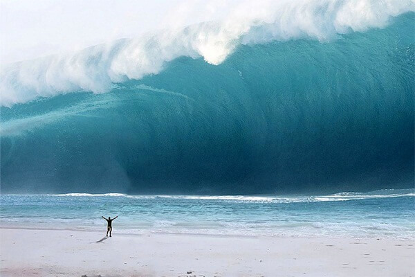 Tsunami Dream Meaning: What does it mean when you dream about a tsunami?