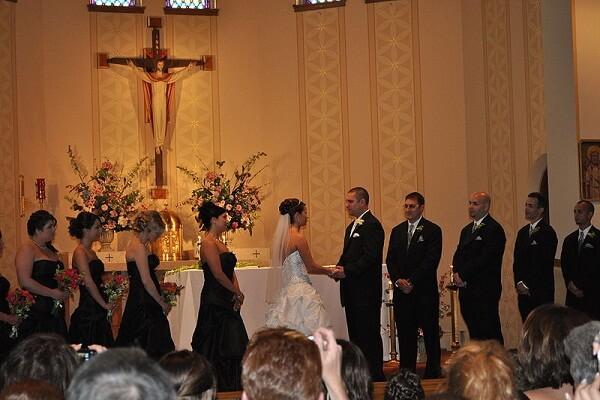 Dream Interpretation of Seeing Church Wedding
