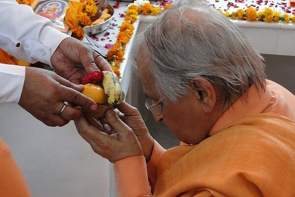 Dream Meaning of Receiving Prasad